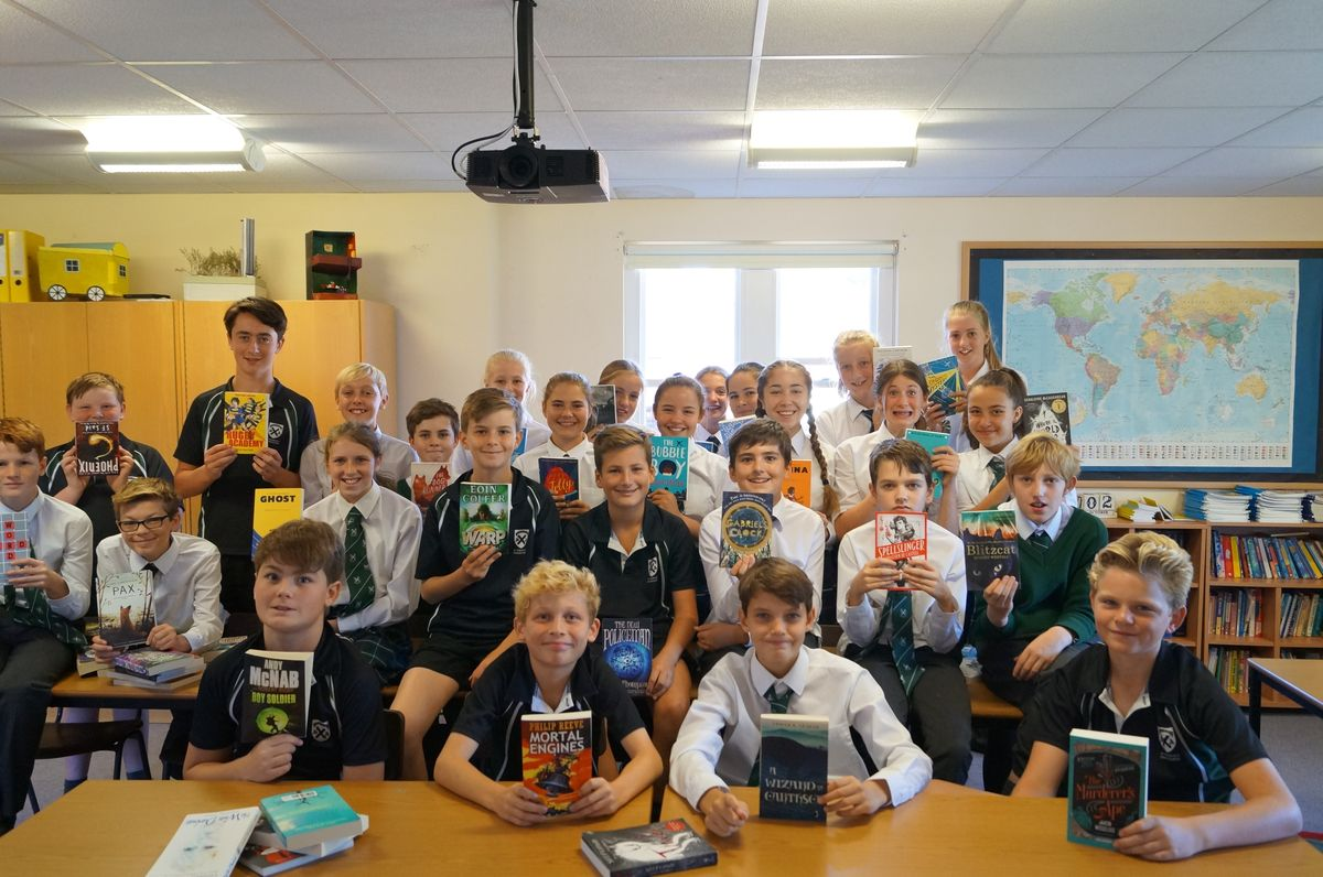 Year 8 Bookworms