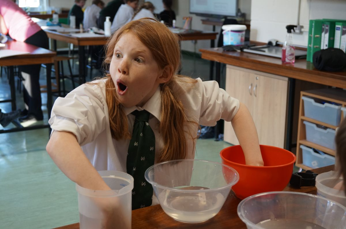 No lukewarm experiments for Year 4