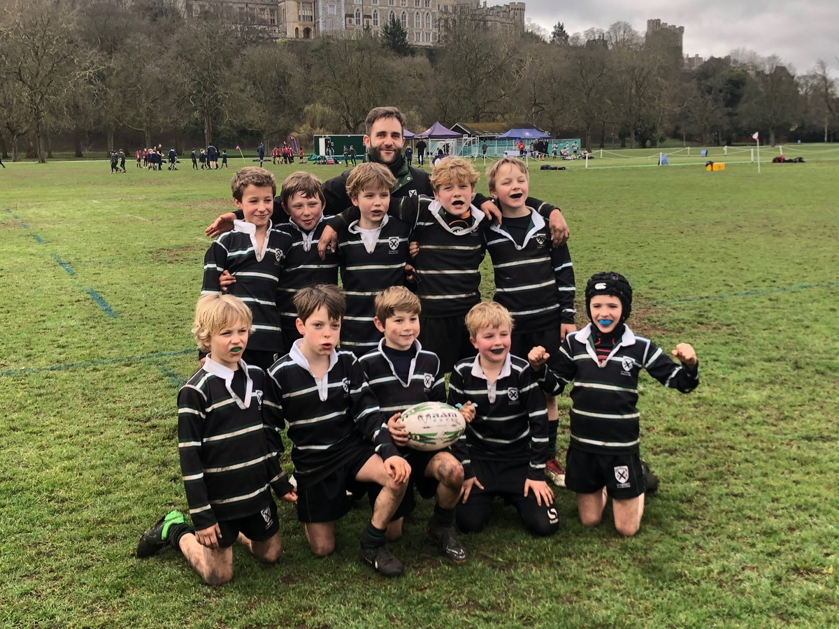 An excellent report for our U10A Rugby team